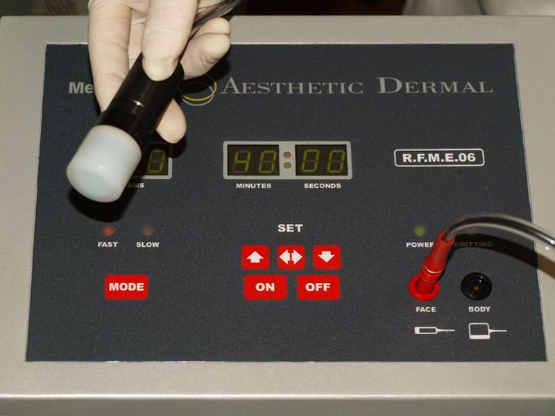 urządzenie do mezoterapii w gabinecie dermatologa w Chrzanowie